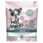 Baby SnacksCordeiro e Ora Pro Nóbis - Snack que não estimula a alergiaSaiba Mais